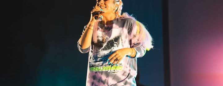 Incredible headline set from @lilyallen to bring the first day of Common People ...