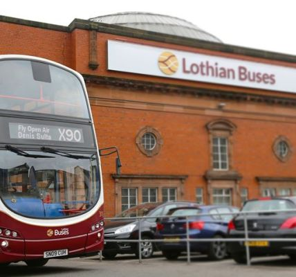 LOTHIAN Buses to FLY Open Air: Sulta Selects | Sat 19 May 2018 ...
