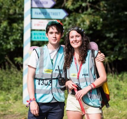 Want to earn a ticket to Latitude 2018?  Sign up to volunteer and join in the fu...