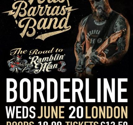 Reminder: Tomorrow night the Kris Barras Band play the Road to  #RMFair2018 at t...