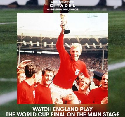 ️ We'll be showing the World Cup Final regardless but if England play we'll be s...