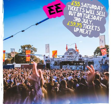 Saturday EE tickets will be moving into the final tier on Tuesday! ...