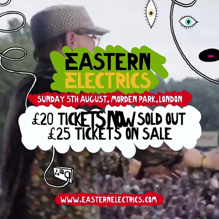 We've got some very big news dropping tomorrow... £20 tickets are now Sold Out a...