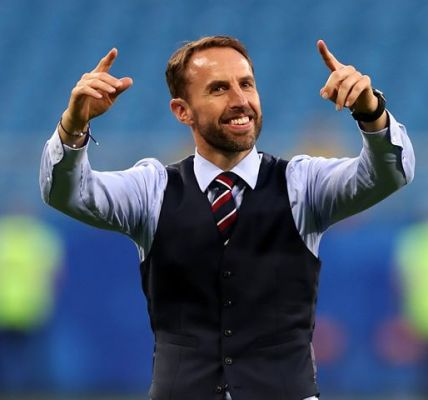 It may not be coming home this time, but we'll be celebrating England's amazing ...