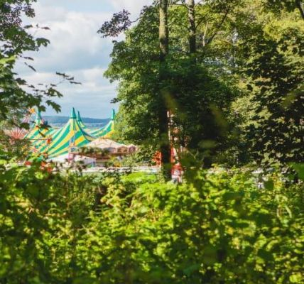 Sustainability in the fields - Kendal Calling