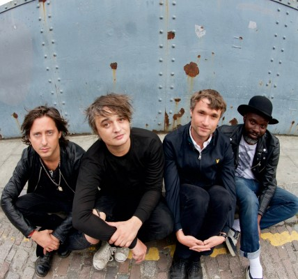 Exclusive Libertines Interview - Y Not Festival 2018