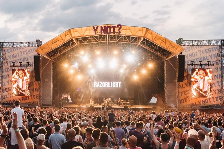 Sunshine, a heroes return for reverand and the makers, Razorlight and a banging ...