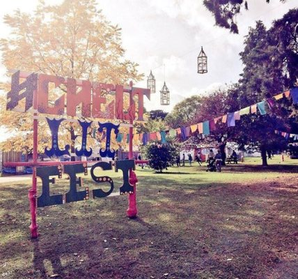 Submissions for local writers to take part in  #cheltlitfest are open! ...