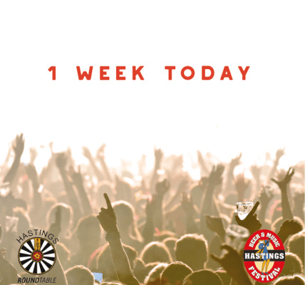 How exciting... 1 week today, the gates open!...