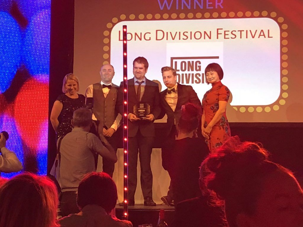 Winners: People's Choice at Wakefield Business Awards - Long Division