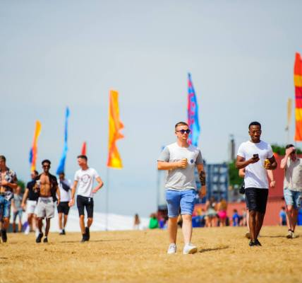Photography at Eastern Electrics Festival 2018 by Chris Cooper/ ShotAway