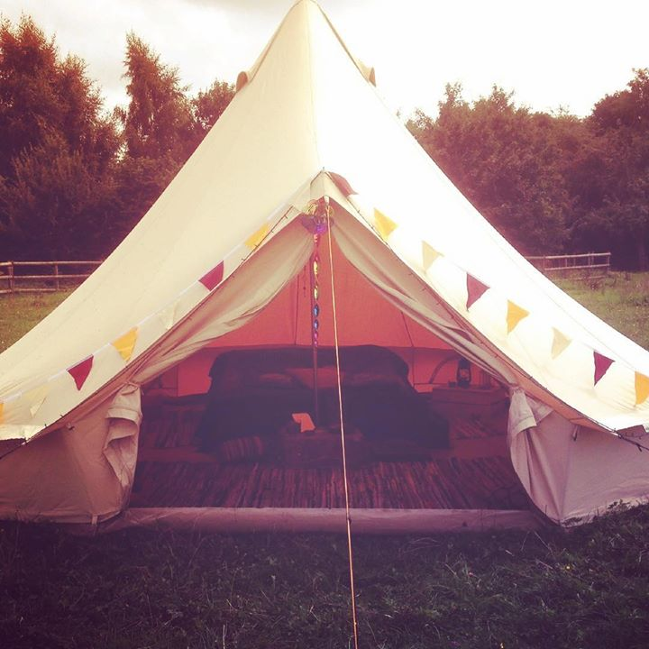 ️Did you know we now have Glamping options for 2019?...