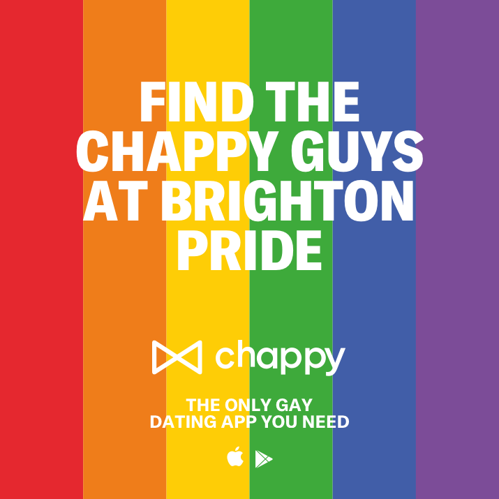 Join the number one gay dating site in Brighton today