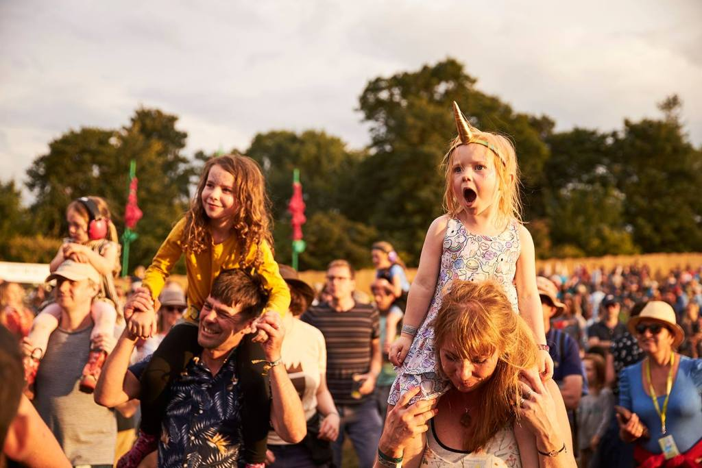 An accurate representation of our faces since #DeerShed10 tickets were released ...