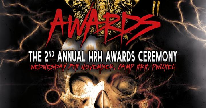 Hammerfest news : Attention rockers of the world! HRH is launching their 2nd Annual Awards at this…