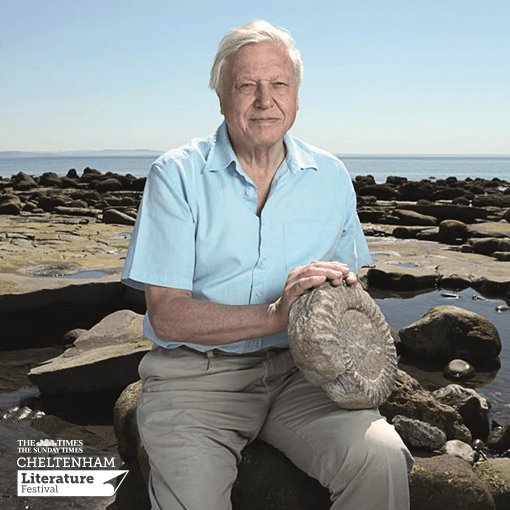 Members  There are a handful of tickets for David Attenborough at #cheltlitfest ...