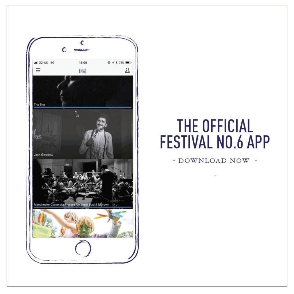The official No.6 Mobile App is now available to download for free on Apple and ...