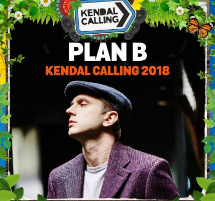 Time for another first in the Kendal Calling history books. At less than a week'...