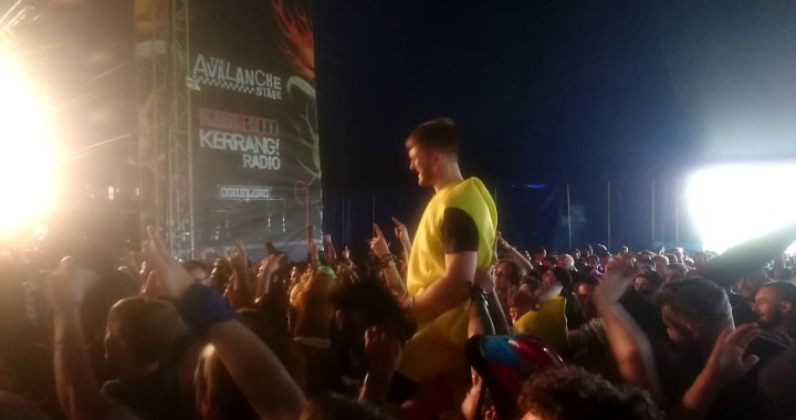 FESTIVAL HIGHLIGHTS: [MOSHVID] Stick To Your Guns LIVE at Download Festival 2018 HIGHLIGHTS