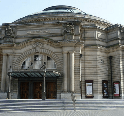 Usher Hall in Edinburgh is going to host its first ever RAVE