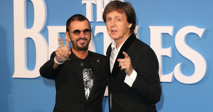 NME Festival blog: It's Beatlemania at The O2 as Ringo Starr is spotted in the crowd for Paul McCartney's London show