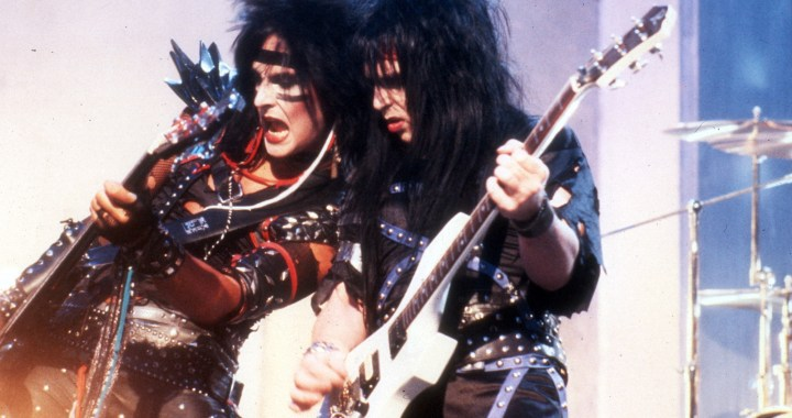 NME Festival blog: Release date for Motley Crüe's highly-anticipated biopic 'The Dirt' announced