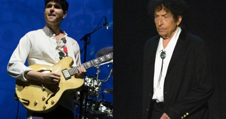 NME Festival blog: Here's Vampire Weekend covering Bob Dylan's 'Jokerman' at a surprise LA gig