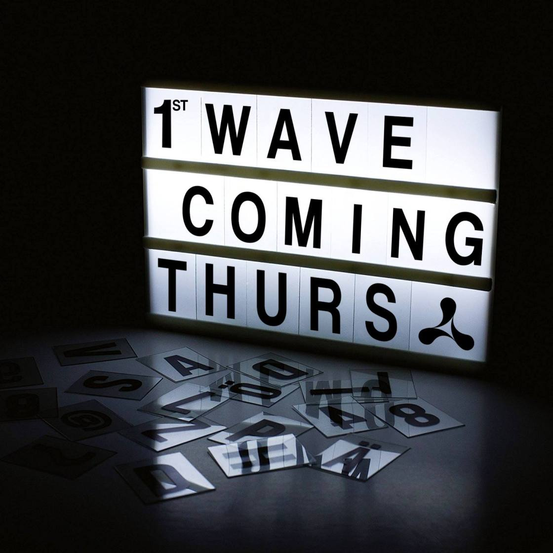 First wave line up announcement coming this Thursday!...