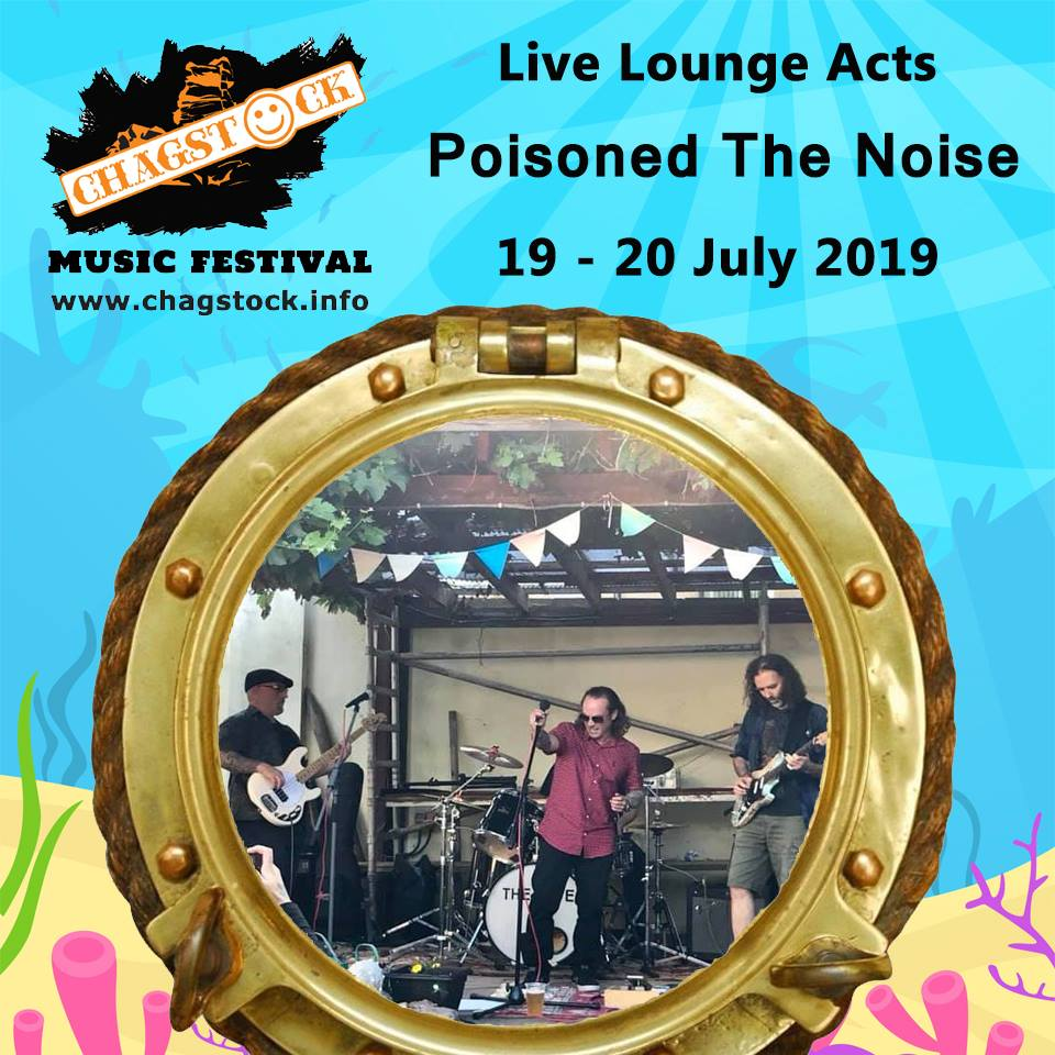 Joining the Live Lounge Line up, Poisoned The Noise are a 4 piece band from Devo...