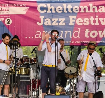 Take Part in #cheltjazzfest Around Town 2019 - Cheltenham Festivals