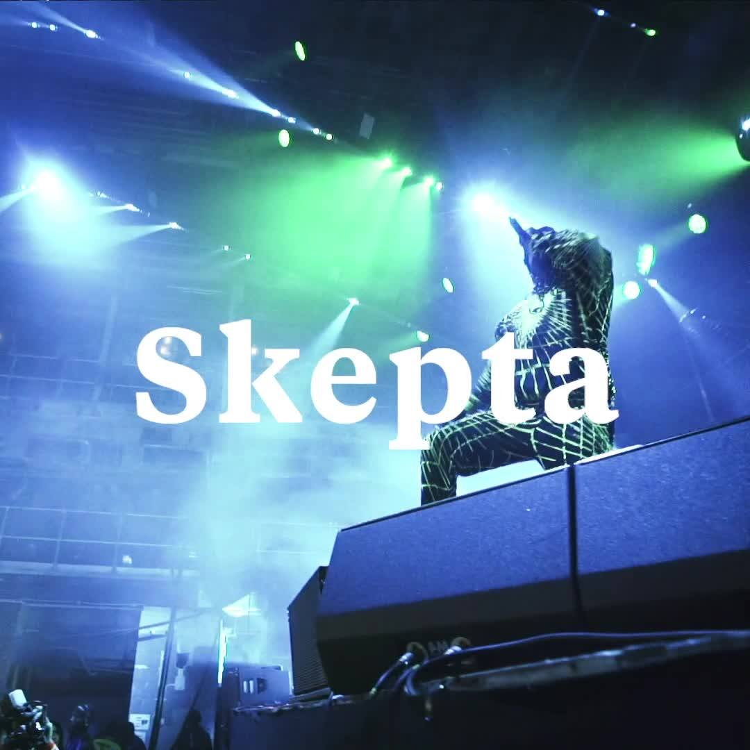Skepta returns to London for an exclusive homecoming headline show Friday 7 June!