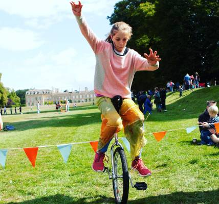 Made any resolutions to learn something new? Maybe we can help?! Circus skills, ...