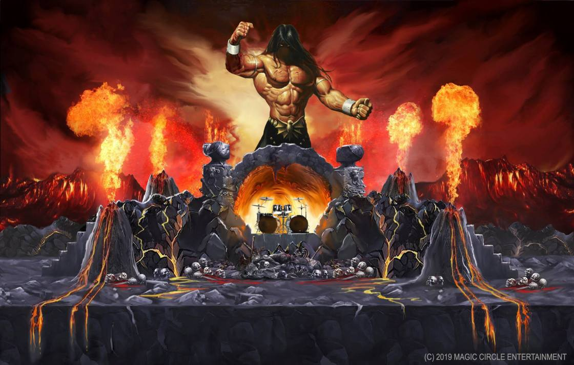 MANOWAR - The Final Battle - be prepared for an epic show experience surpassing ...