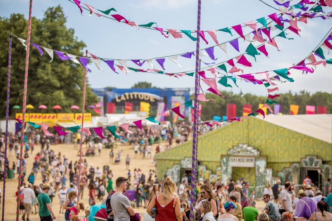 Don't miss our first line up announcement tomorrow at 9:30am!    Latitude 2019 t...