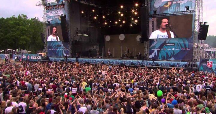 FESTIVAL HIGHLIGHTS: MILKY CHANCE – Stolen Dance (Live At Hurricane Festival 2015)