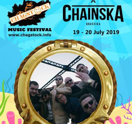 Wow, check these out! Chainska Brassika will support Fun Lovin' Criminals o...