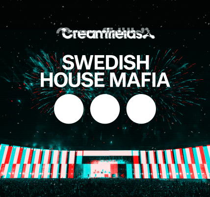 Swedish House Mafia fans! Creamfields Sunday Day Tickets will sell out next week