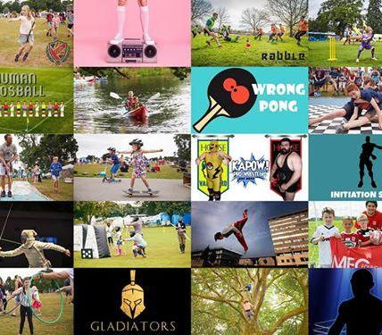 We've once again expanded the sports programme for #DeerShed10, featuring K...