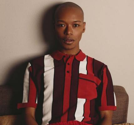 Born 30 years ago in South Africa, @Nakhane is blessed with a ravishingly b...