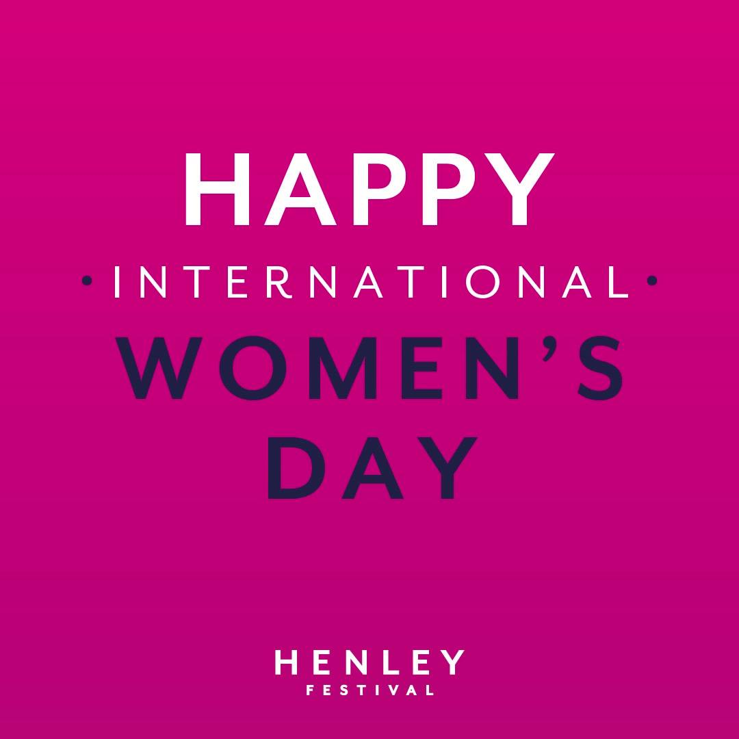 Happy International Women's Day! We're celebrating all of the inspiring and tale...
