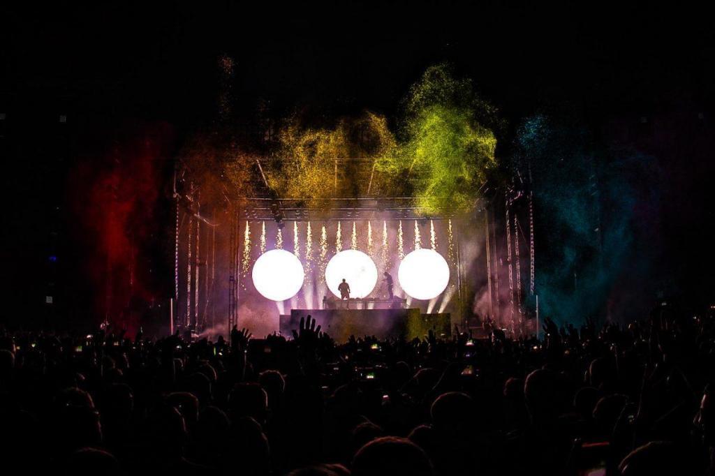 Swedish House Mafia   Sunday 25th August   Arc Stage...