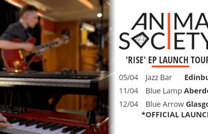 Animal Society - The Jazz Bar // 'Rise' EP Launch Tour
