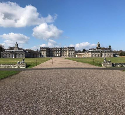 The sun is out today at Hopetoun...