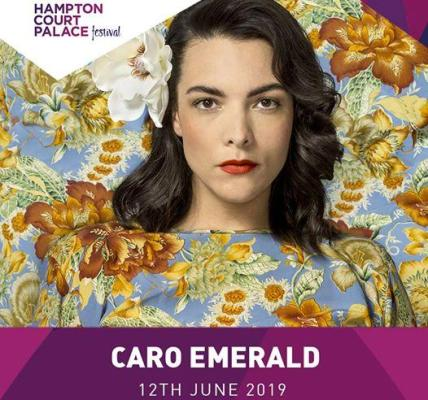 Caro Emerald's sound can only be described as unique and signature. We're excite...