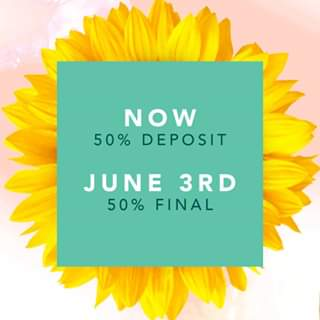 Last chance this month to split the cost of your Latitude 2019 ticket with our i...