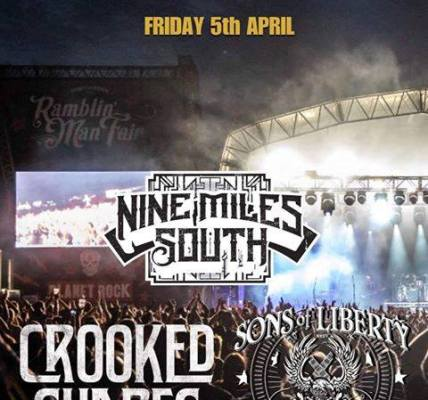 We thought the 1st round of the The Big Red's Ramblin' Man Rumble was ...