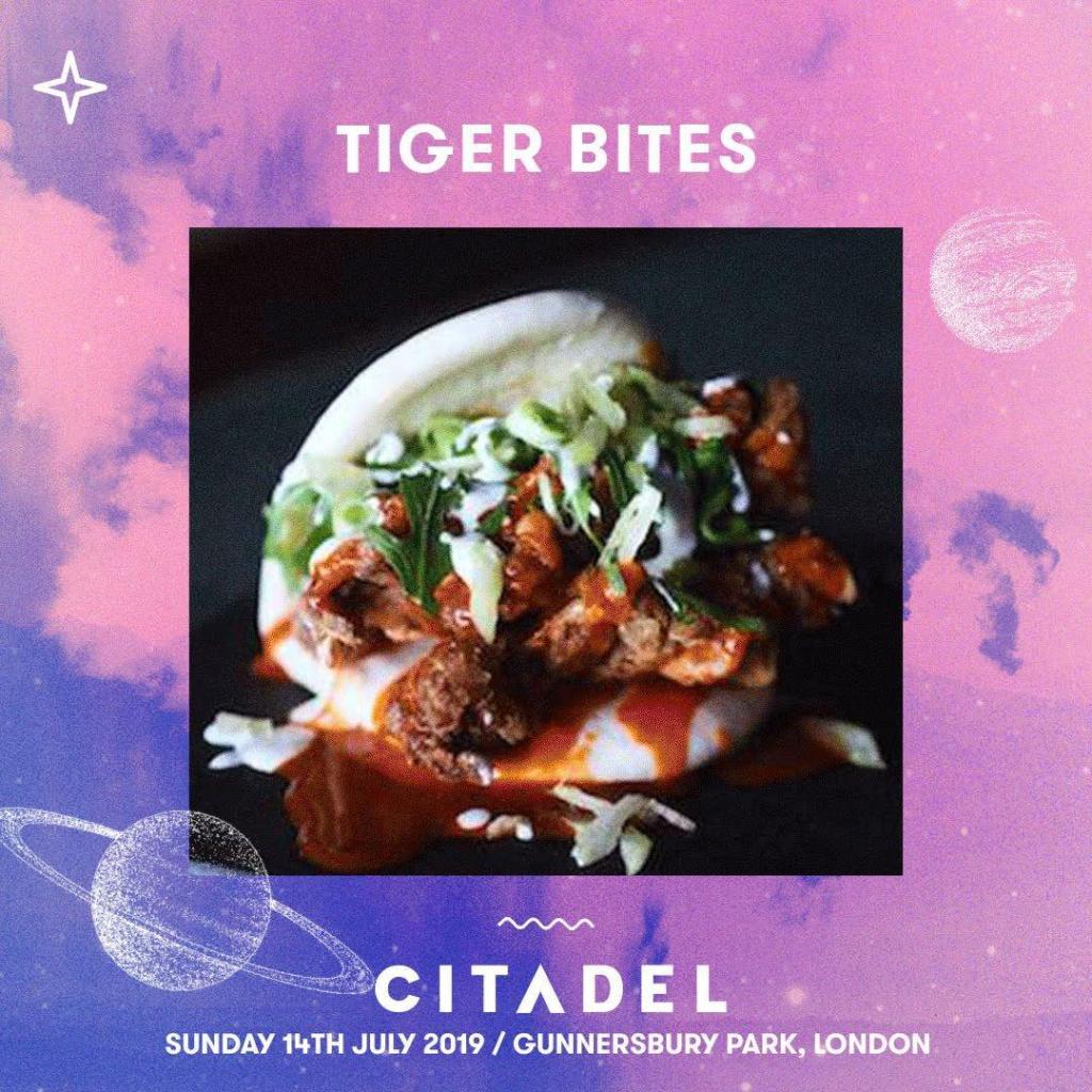 London's Finest Street Food - #Citadel19