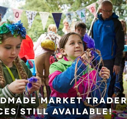 Currently looking through applications for our brand new Handmade Market at #Dee...