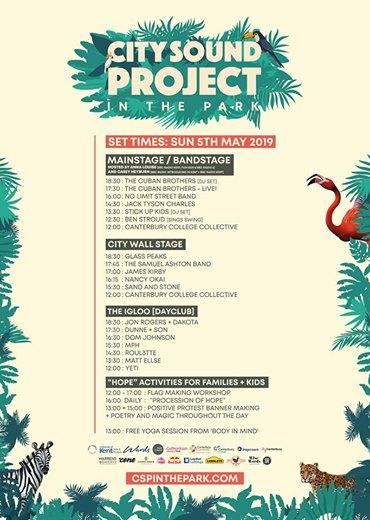 Set times for this weekend! SET TIMES for this weekend!...
