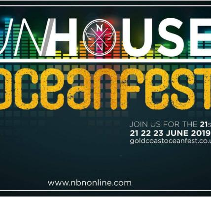 Yeew! Like going out out Join us tomorrow night from 7pm for another #oceanfest1...
